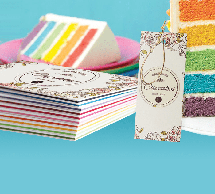 Layer Cake Hangtags