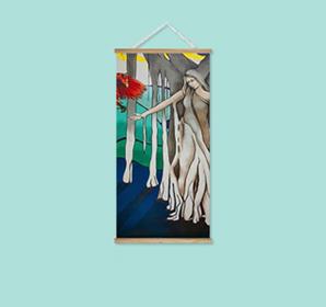 Wood Frame Hangers