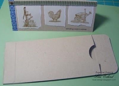 Envelope-with-a-die-cut-fold