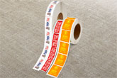 roll vinyl labels